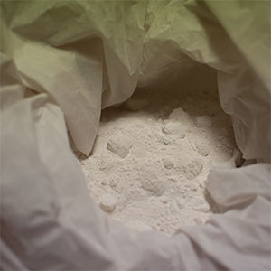 White powders - Gesso - Marble powders