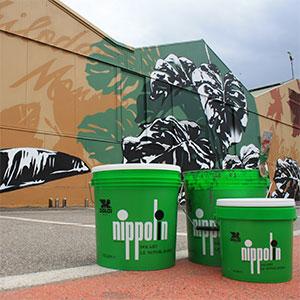 Pitture murali ecologiche ed a basso contenuto di COV