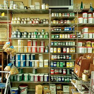 Prodotti per artisti e restauratori: Colle - Resine - Cere naturali