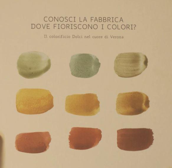 Conosci La Fabbrica Dove Fioriscono I Colori